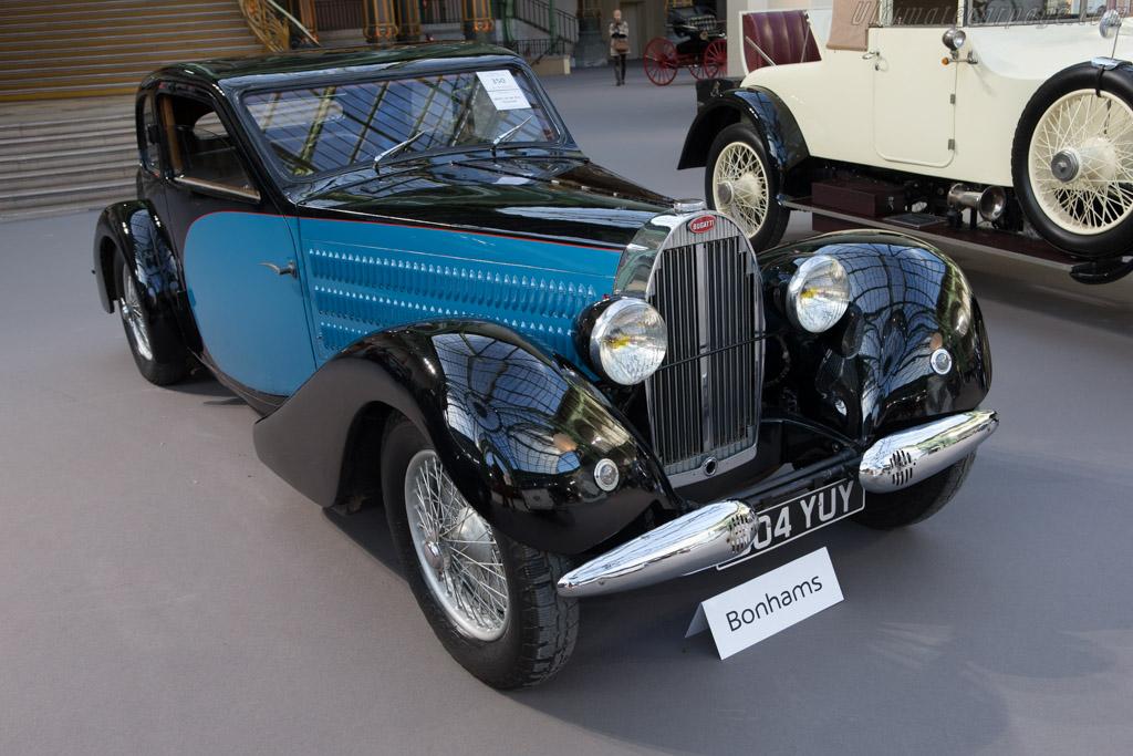 Bugatti Type 57 Ventoux - Chassis: 57345   - 2015 Retromobile