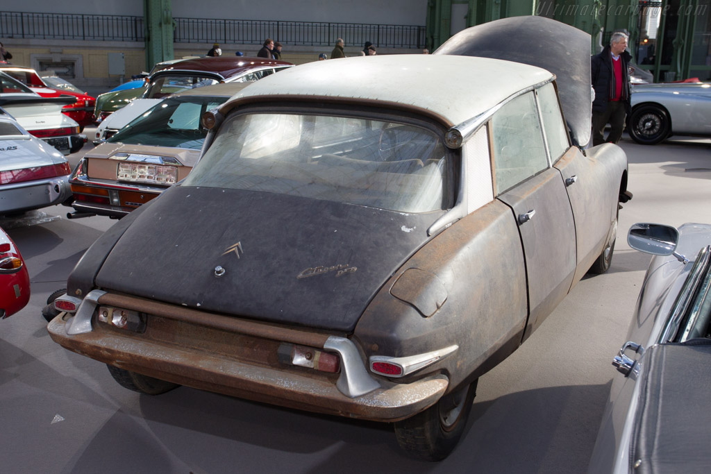 Citroën DS 19 - Chassis: 5199   - 2015 Retromobile