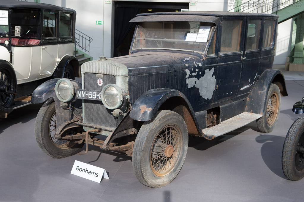 Daimler 20hp Limousine - Chassis: H6982   - 2015 Retromobile