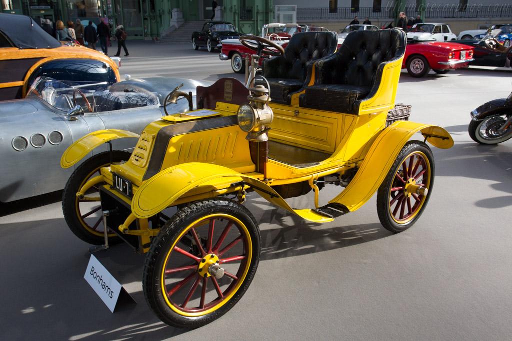 DeDion Boutton Type N Voiturette - Chassis: 11334   - 2015 Retromobile