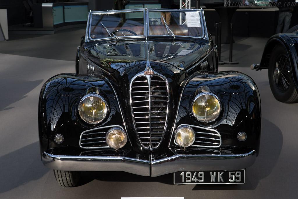 Delahaye 135 M Antem Cabriolet - Chassis: 800755   - 2015 Retromobile