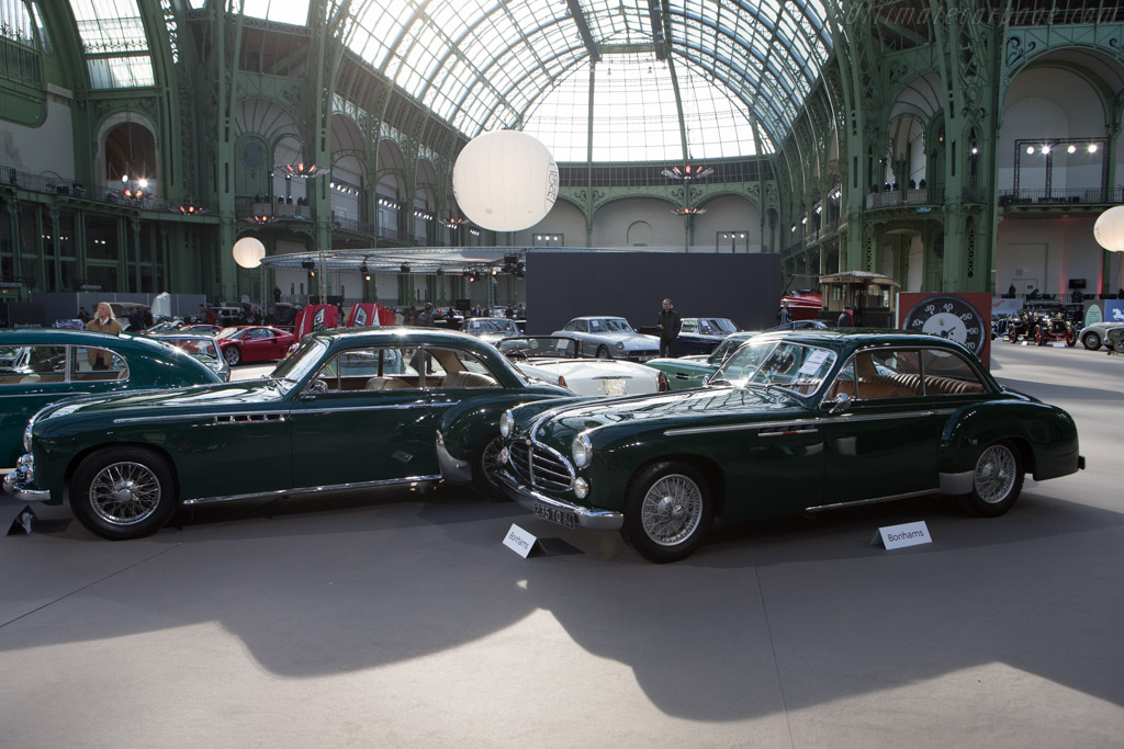 Delahaye 235 MS Chapron Coupe - Chassis: 818066   - 2015 Retromobile