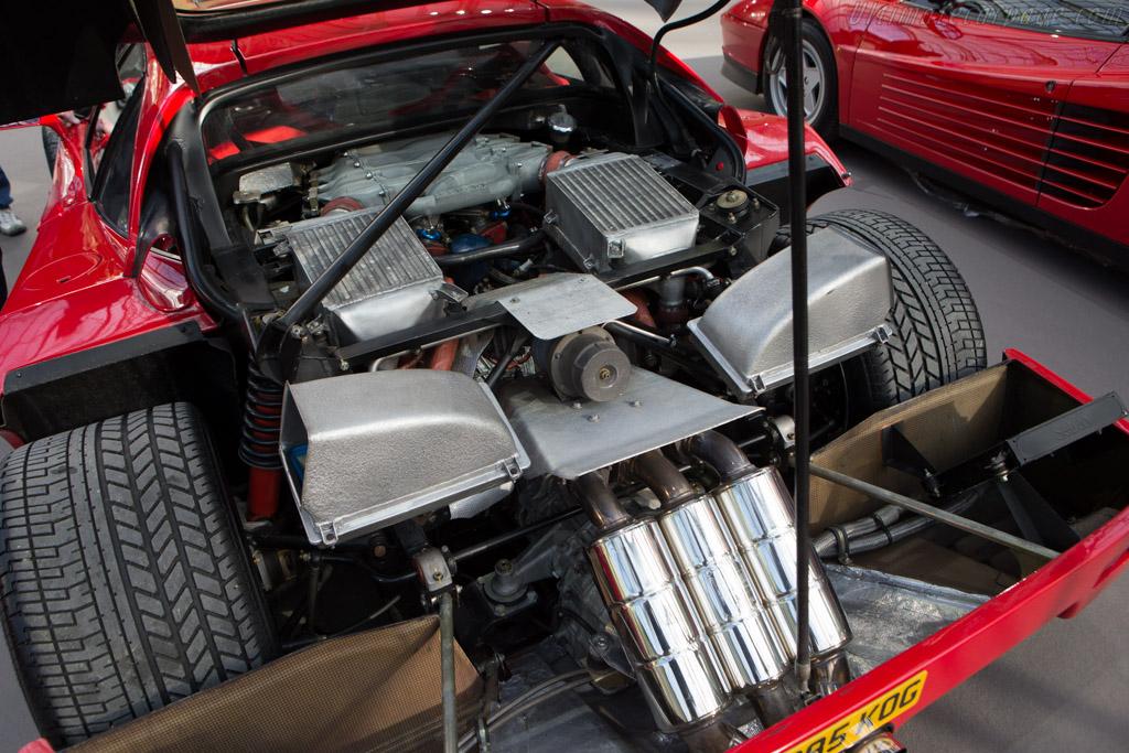 Ferrari F40 - Chassis: 84052   - 2015 Retromobile