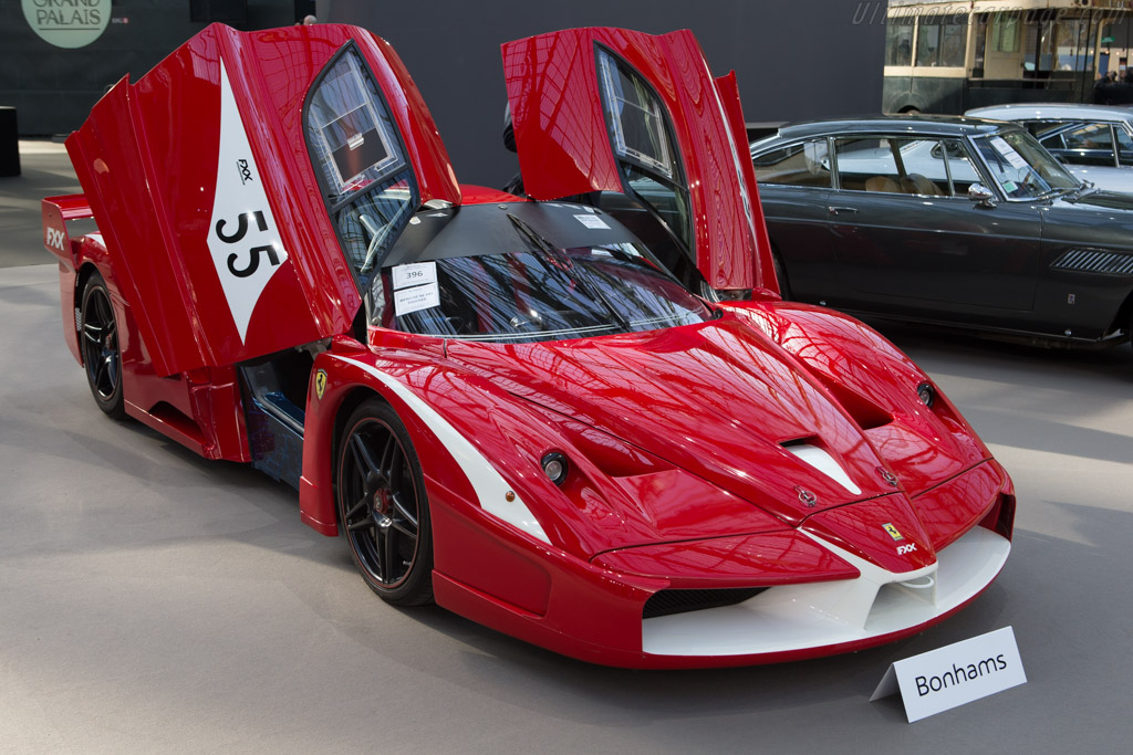 Ferrari FXX Evoluzione - Chassis: 142162   - 2015 Retromobile