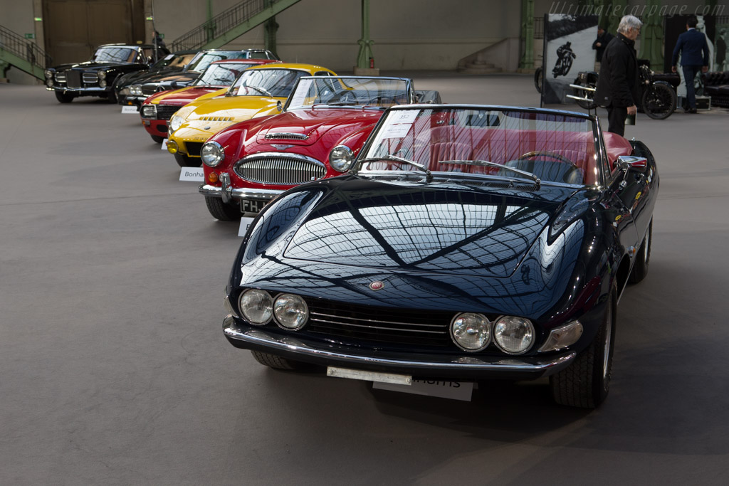 Fiat Dino 2400 Spider - Chassis: 135AS000128   - 2015 Retromobile
