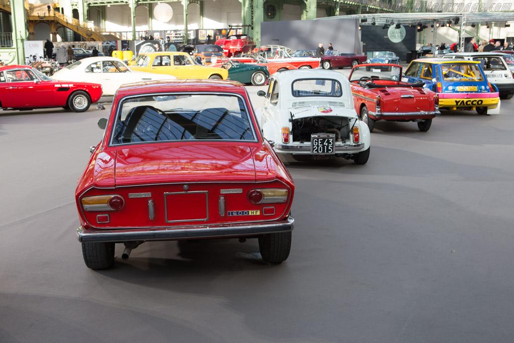 Lancia Fulvia HF - Chassis: 818.740.004145   - 2015 Retromobile