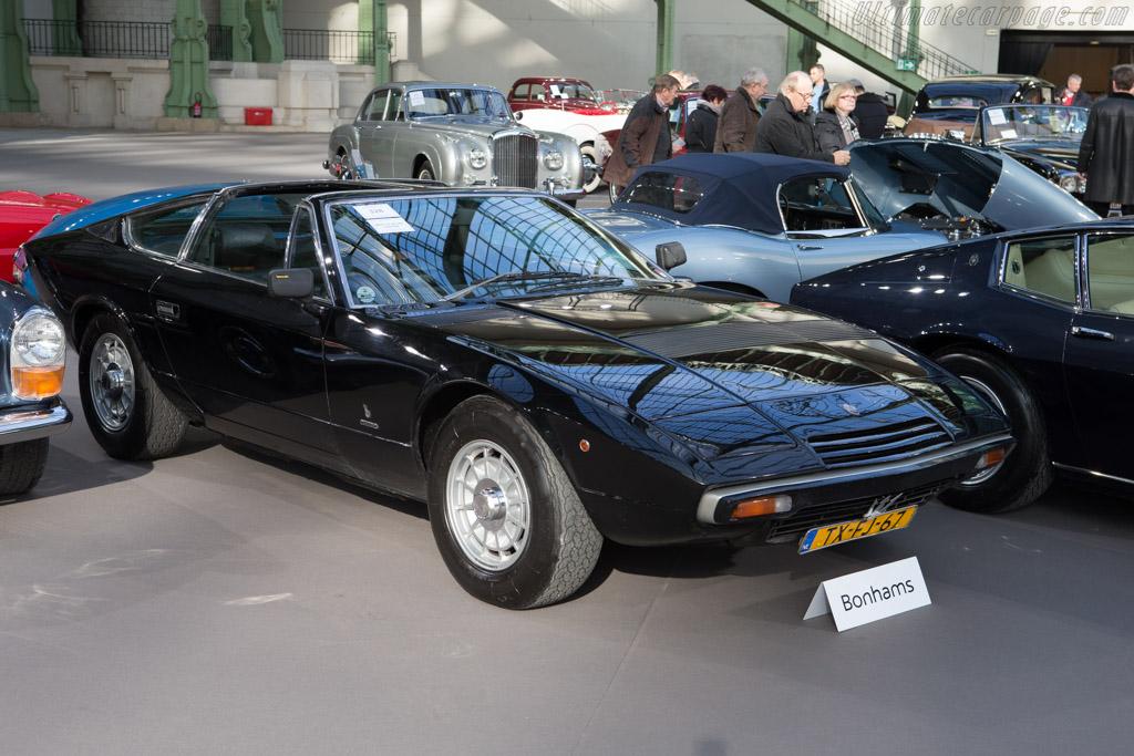 Maserati Khamsin - Chassis: AM120US1142   - 2015 Retromobile