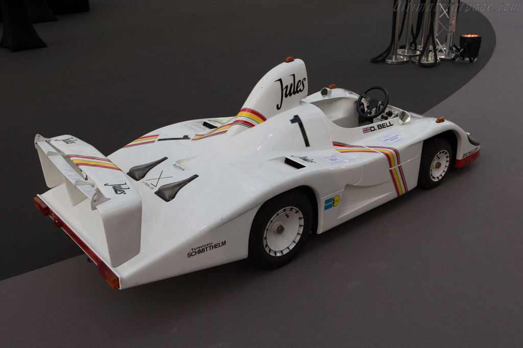 Porsche 936 Children's racer    - 2015 Retromobile