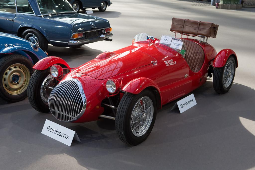 Stanguellini Sport - Chassis: 395632   - 2015 Retromobile