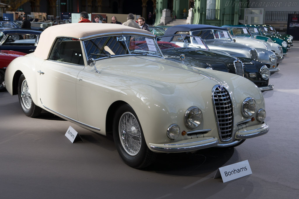 Talbot Lago T26 Record Graber Cabriolet - Chassis: 100351   - 2015 Retromobile