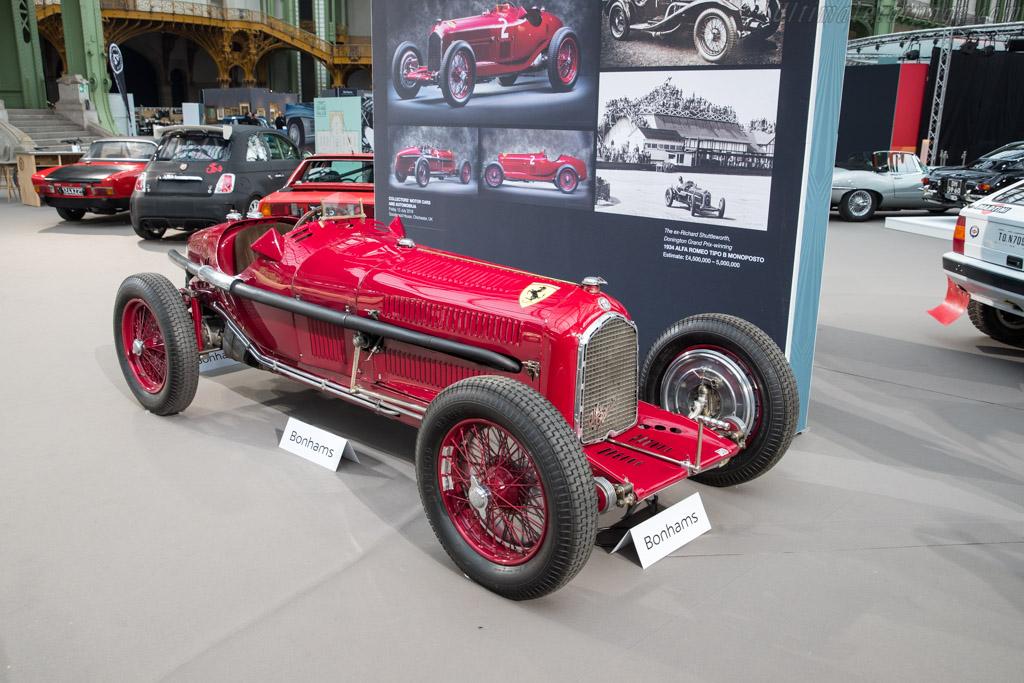 Alfa Romeo Tipo B - Chassis: 5007   - 2018 Retromobile