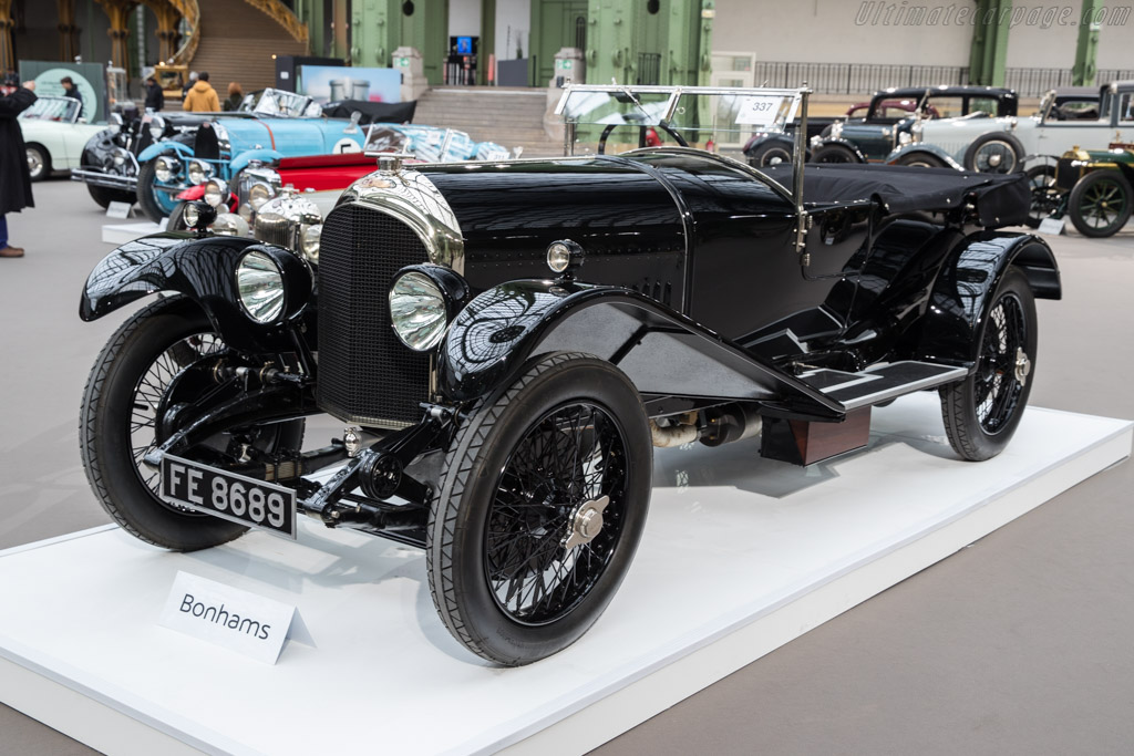 Bentley 3-Litre Speed Model - Chassis: LM1342   - 2018 Retromobile