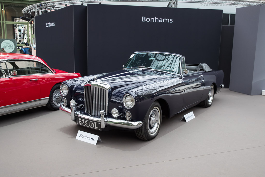 Bentley S2 Continental Park Ward Cabriolet - Chassis: BC119LCZ   - 2018 Retromobile