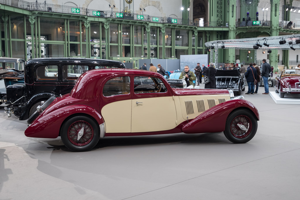 Bugatti Type 57 Graber Pillarless Sports Coupe - Chassis: 57443   - 2018 Retromobile
