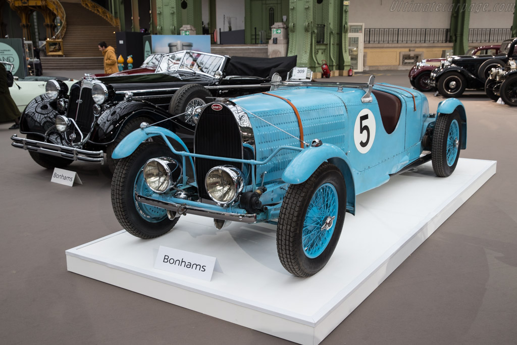 Bugatti Type 57 Tourist Trophy - Chassis: 57264   - 2018 Retromobile