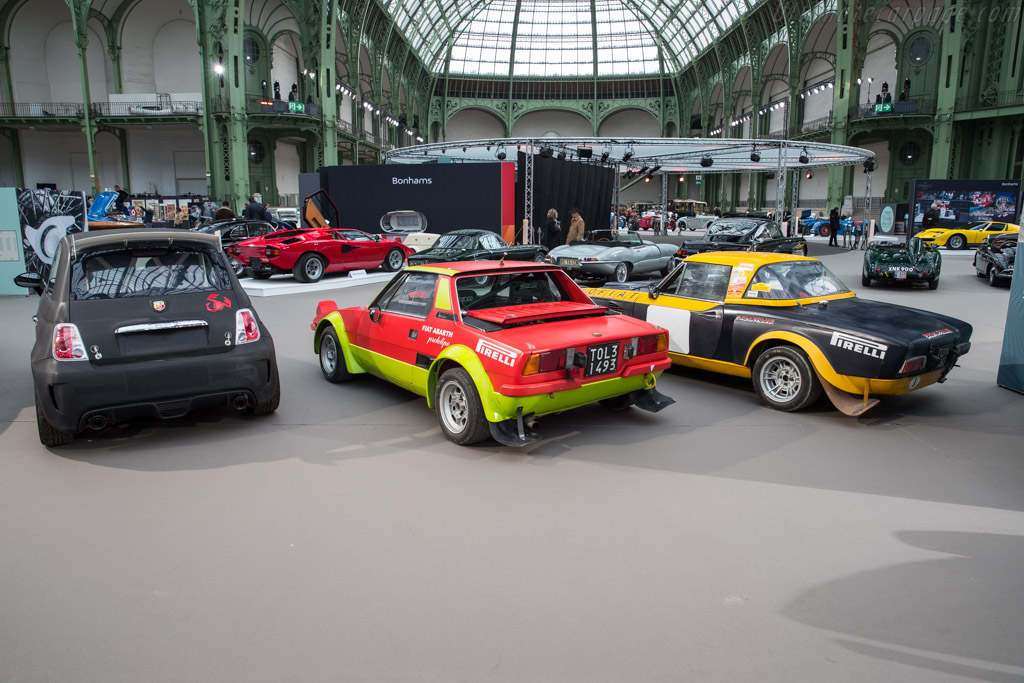 Fiat X1/9 Group 4 - Chassis: 0010014   - 2018 Retromobile