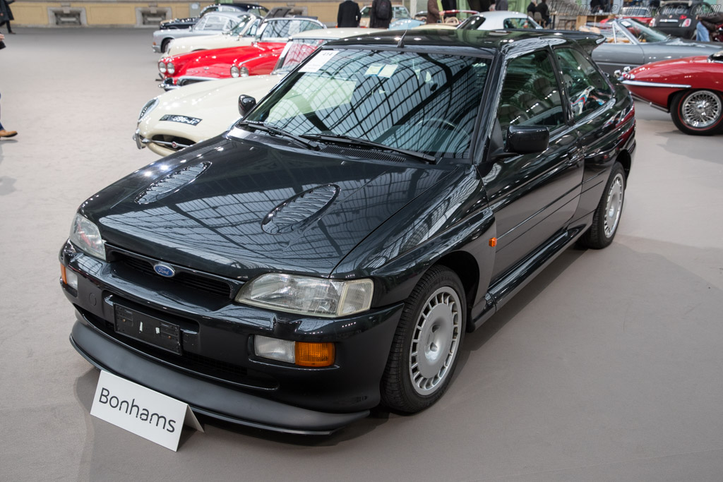 Ford Escort RS Cosworth - Chassis: WFOBXXGKABRS94871   - 2018 Retromobile