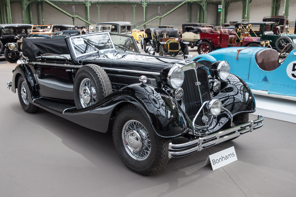 Horch 853A Sport Cabriolet - Chassis: 854375   - 2018 Retromobile