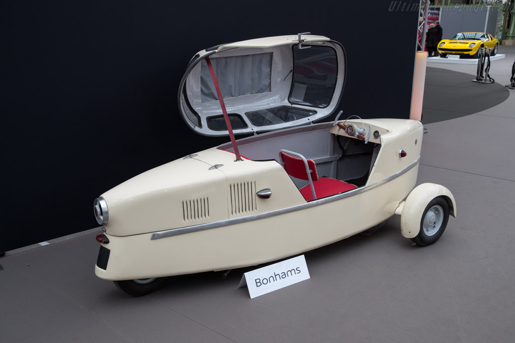 Inter Type 175 A Microcar - Chassis: 1041   - 2018 Retromobile