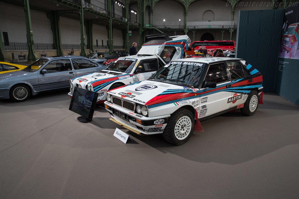 Lancia Delta Integrale Group A - Chassis: ZLA831AB000425550   - 2018 Retromobile