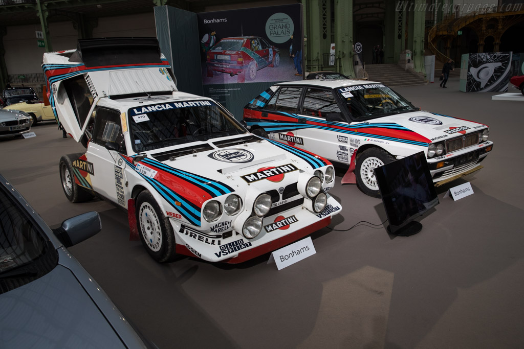 Lancia Delta S4 Group B - Chassis: 051   - 2018 Retromobile