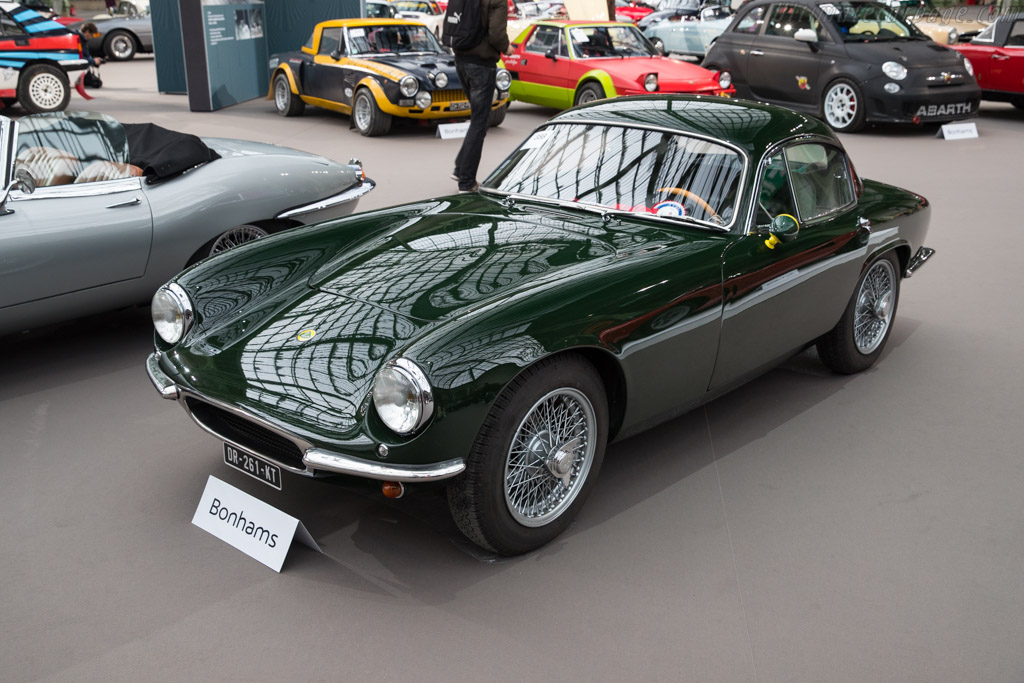 Lotus Elite S2 - Chassis: 1795   - 2018 Retromobile