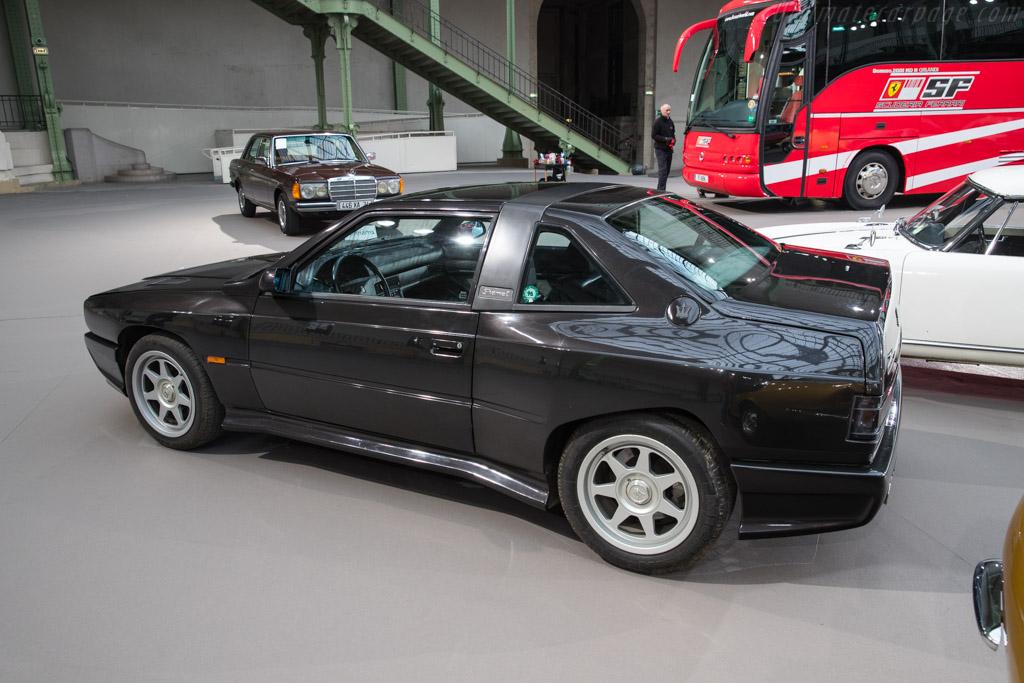 Maserati Shamal - Chassis: ZAM339B00MA300060   - 2018 Retromobile