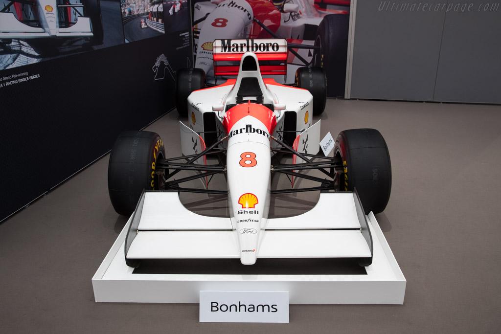 McLaren MP4/8 - Chassis: MP4-8A-6   - 2018 Retromobile