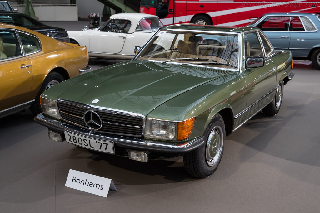 Mercedes-Benz 280 SL Cabriolet - Chassis: WDB10704210003596   - 2018 Retromobile