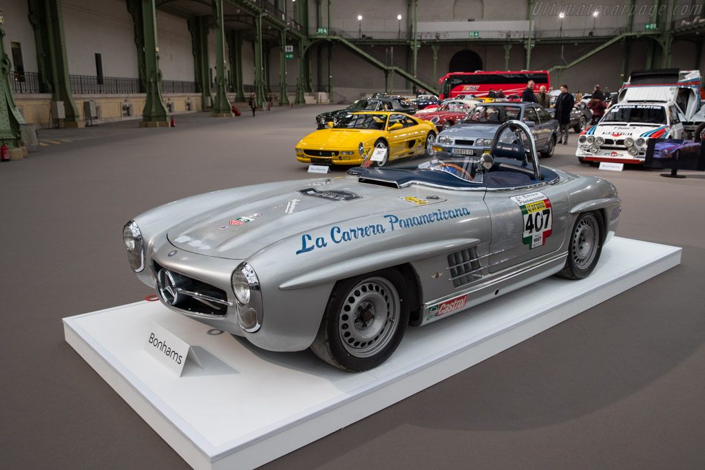 Mercedes-Benz 300 SL Roadster - Chassis: 198.042.7500220   - 2018 Retromobile
