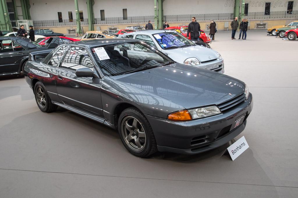 Nissan Skyline GT-R - Chassis: BNR32-217246   - 2018 Retromobile