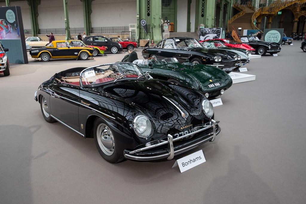 Porscehe 356 A Speedster - Chassis: 82474   - 2018 Retromobile