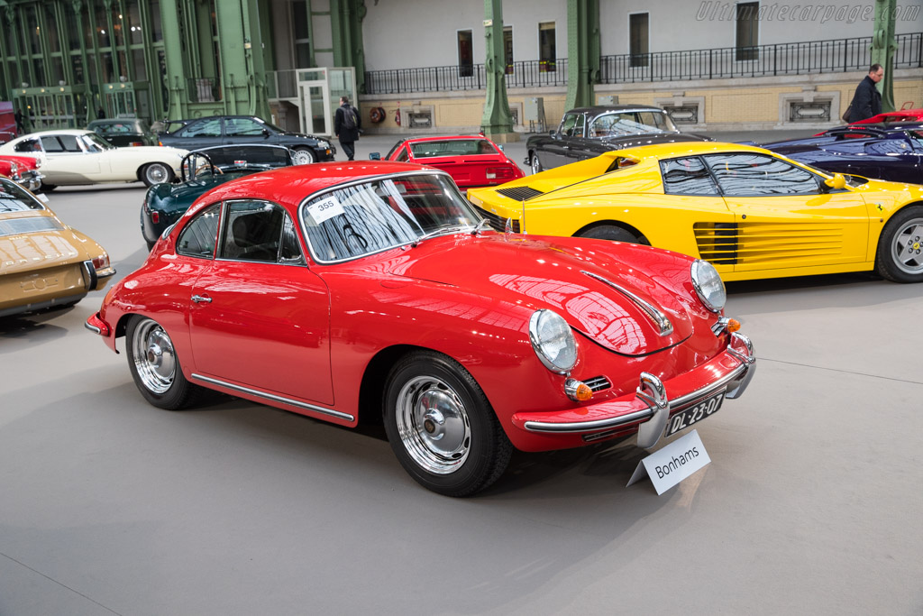 Porsche 356B 1600 Coupe - Chassis: 118564   - 2018 Retromobile