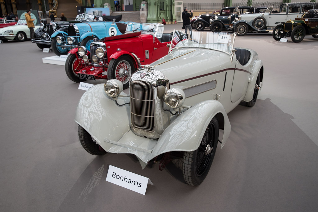 Salmson GS8 Roadster - Chassis: 21004   - 2018 Retromobile