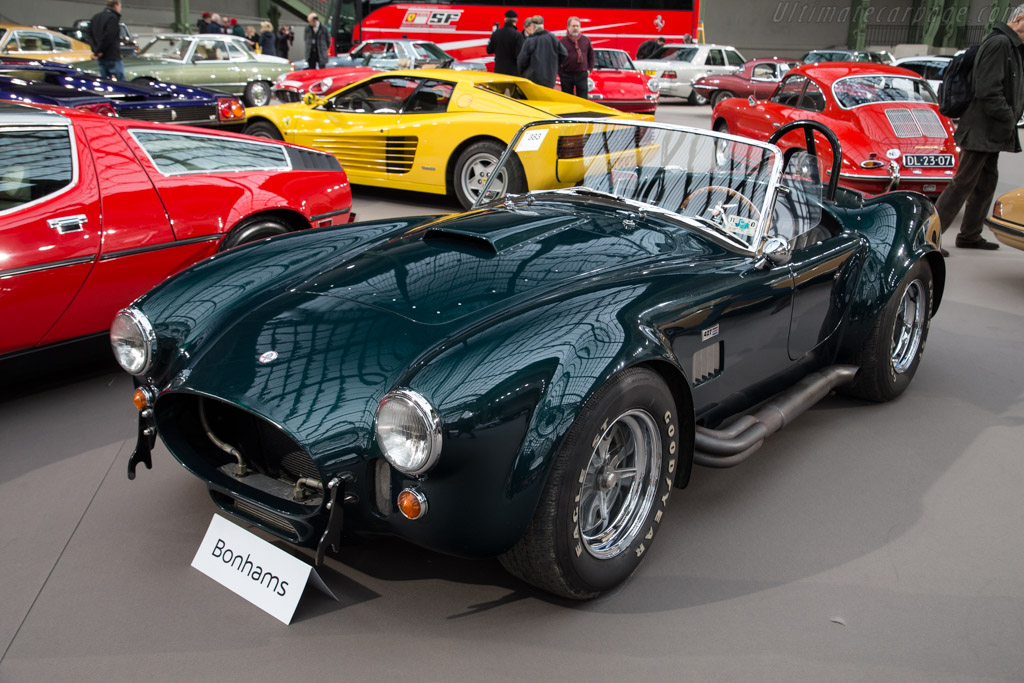 Superformance Mark III Roadster - Chassis: AC9CSLK1795AM107A   - 2018 Retromobile