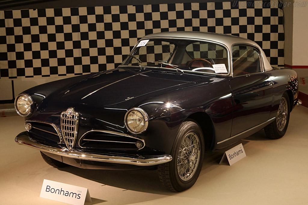 Alfa Romeo 1900 C SS Coupe - Chassis: AR1900C 10160   - 2007 Bonhams Gstaad Auction
