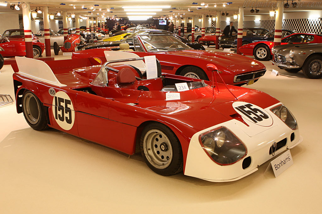 Alfa Romeo 33 TT3 - Chassis: 11572-002   - 2007 Bonhams Gstaad Auction