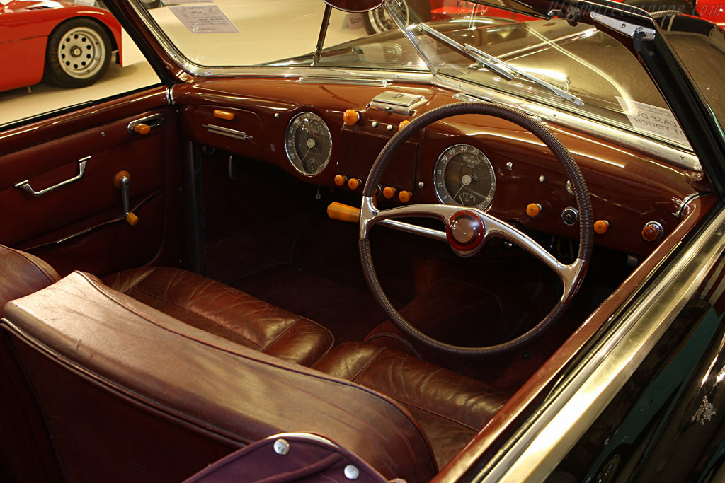 Alfa Romeo 6C 2500 SS Cabriolet - Chassis: 915870   - 2007 Bonhams Gstaad Auction