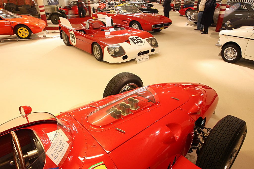 Ferrari 246 Dino F1 Replica    - 2007 Bonhams Gstaad Auction