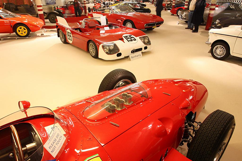 Ferrari 246 Dino F1 Replica 2007 Bonhams Gstaad Auction