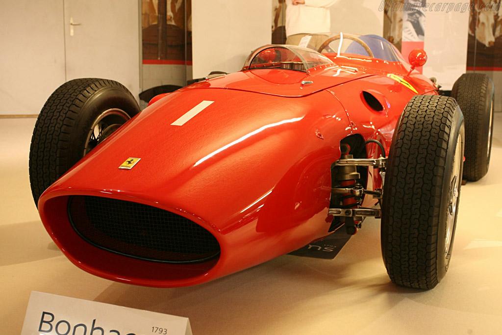Ferrari 246 Dino F1 Replica    - 2007 Bonhams Gstaad Auction
