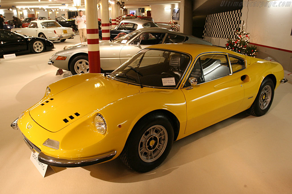 Ferrari 246 Dino GT - Chassis: 04020   - 2007 Bonhams Gstaad Auction
