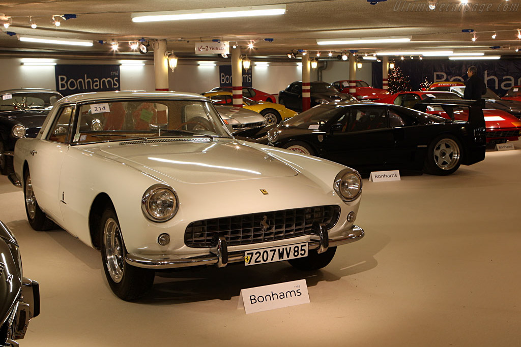 Ferrari 250 GT Coupe - Chassis: 1157GT   - 2007 Bonhams Gstaad Auction