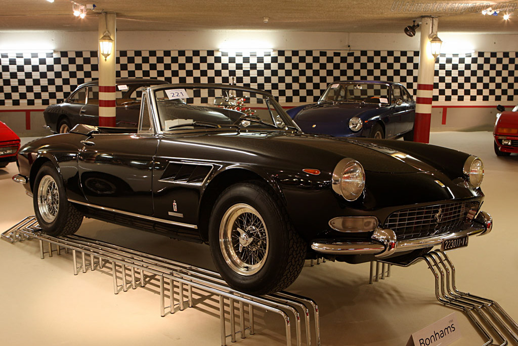 Ferrari 275 GTS - Chassis: 06819   - 2007 Bonhams Gstaad Auction