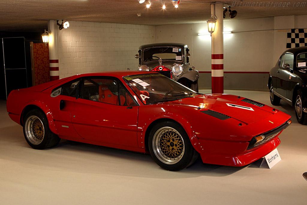 Ferrari 308 GTB 'Facetti' - Chassis: 18855   - 2007 Bonhams Gstaad Auction