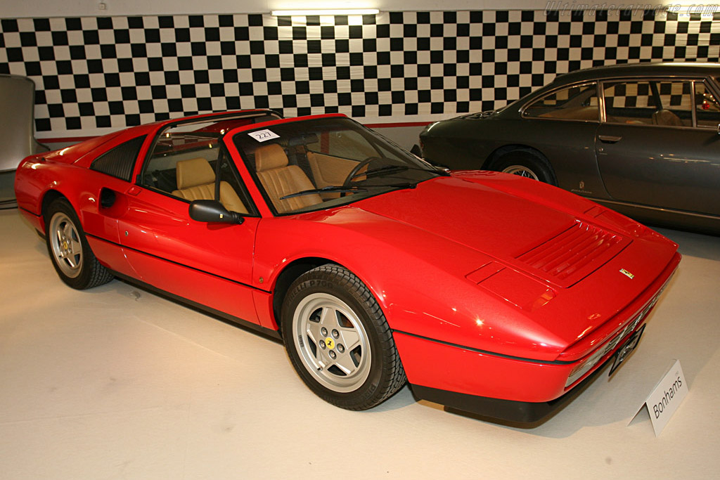 Ferrari 328 GTS - Chassis: 83116   - 2007 Bonhams Gstaad Auction