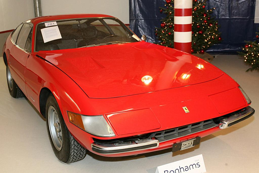 Ferrari 365 GTB/4 Daytona - Chassis: 15223   - 2007 Bonhams Gstaad Auction