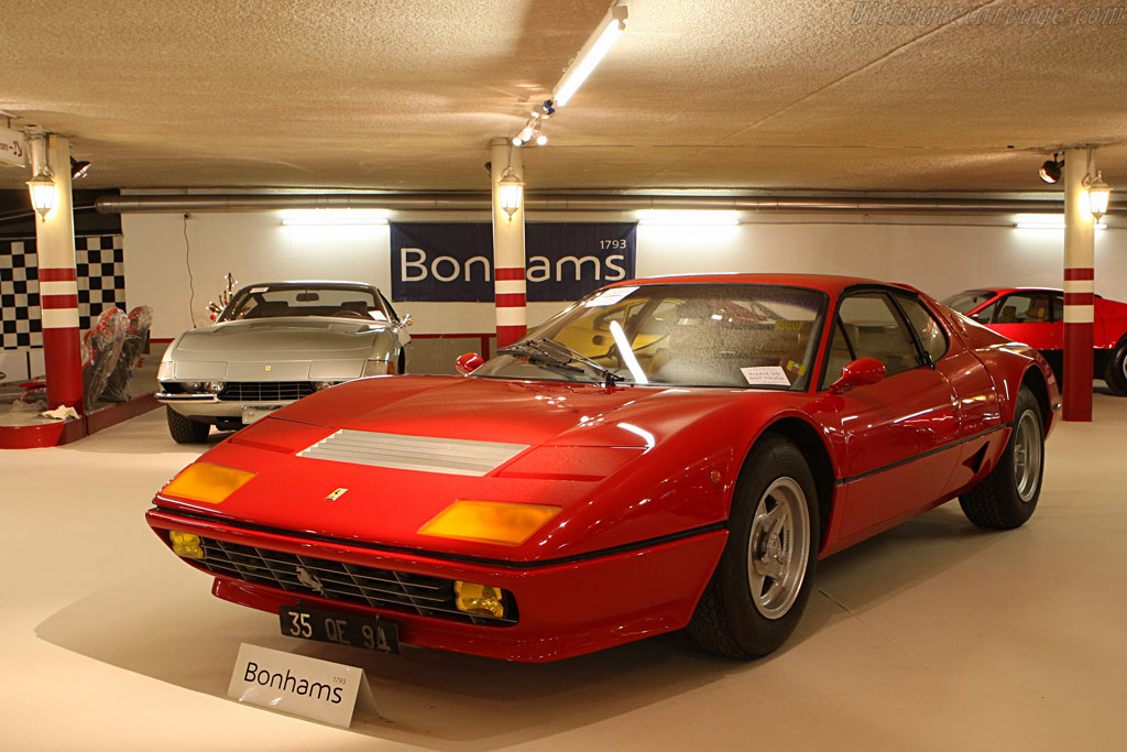 Ferrari 512 BB - Chassis: 21033   - 2007 Bonhams Gstaad Auction