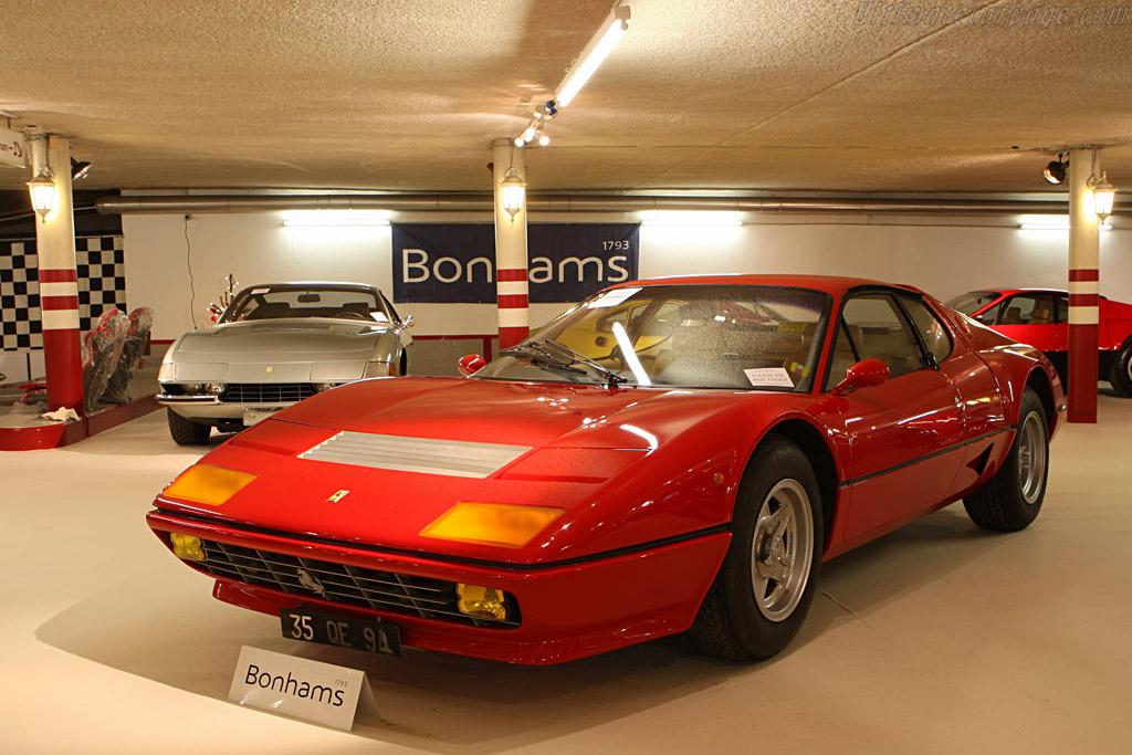 Ferrari 512 BB - Chassis: 21033   - 2007 Bonhams Gstaad Auction