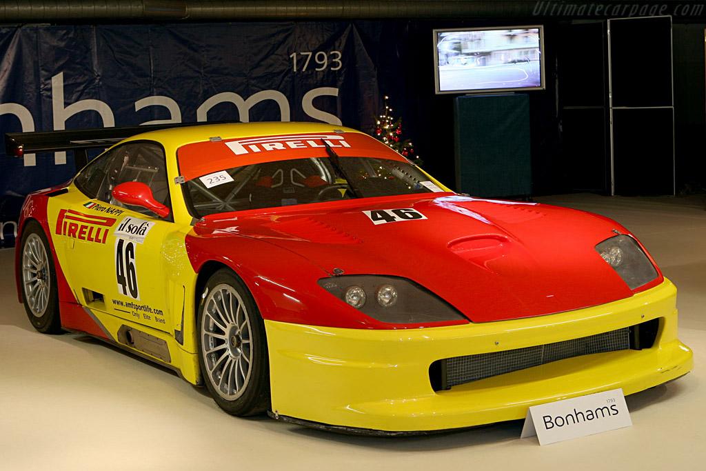 Ferrari 550 / 575 GTC - Chassis: 2102   - 2007 Bonhams Gstaad Auction